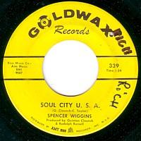 Spencer Wiggins Soul City USA